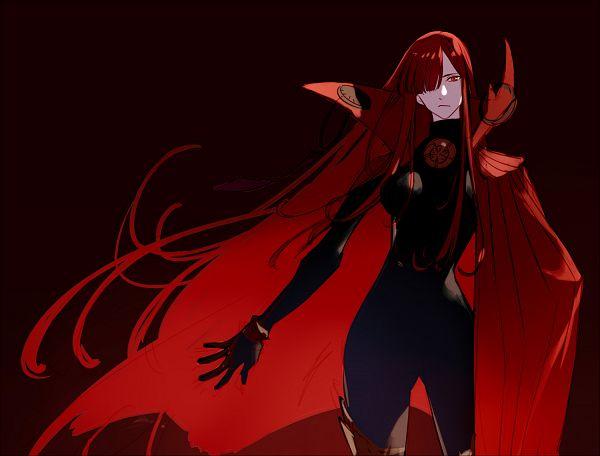 Tags: Anime, Pixiv Id 5875924, Fate/Grand Order, Majin Archer, Avenger (Maou Nobunaga), Pixiv, Fanart, Fanart From Pixiv