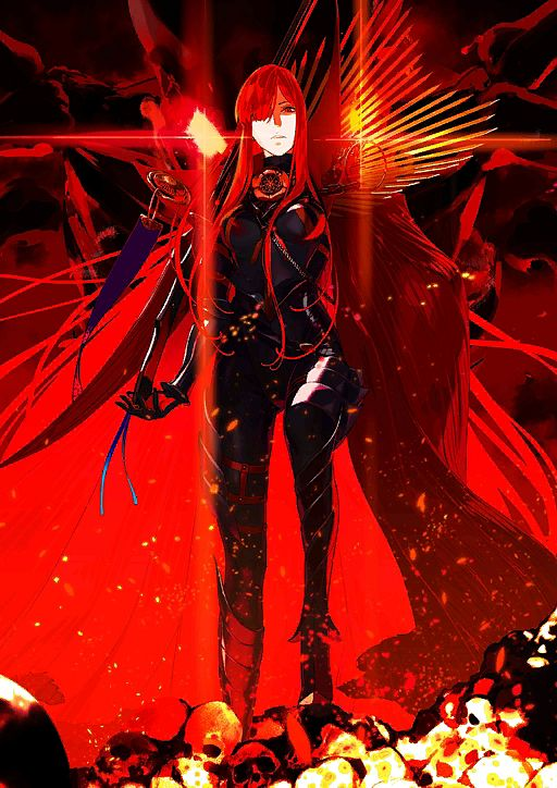 Avenger (Maou Nobunaga) - Majin Archer