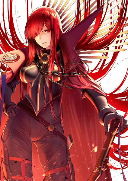 Tags: Anime, Pixiv Id 3075769, Fate/Grand Order, Majin Archer, Avenger (Maou Nobunaga), Fanart, Fanart From Pixiv, Pixiv