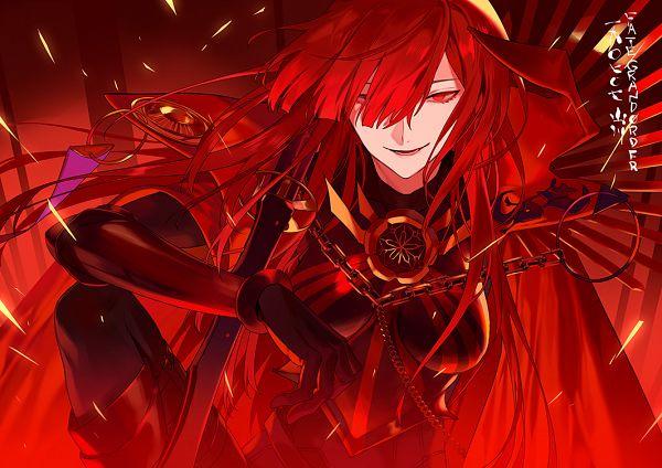 Tags: Anime, Yama Kawa, Fate/Grand Order, Avenger (Maou Nobunaga), Majin Archer, Fanart From Pixiv, Pixiv, Fanart