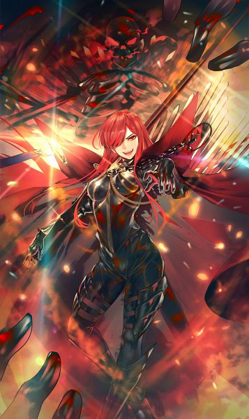 Tags: Anime, Pixiv Id 593960, Fate/Grand Order, Avenger (Maou Nobunaga), Majin Archer, Fanart From Pixiv, Pixiv, Fanart