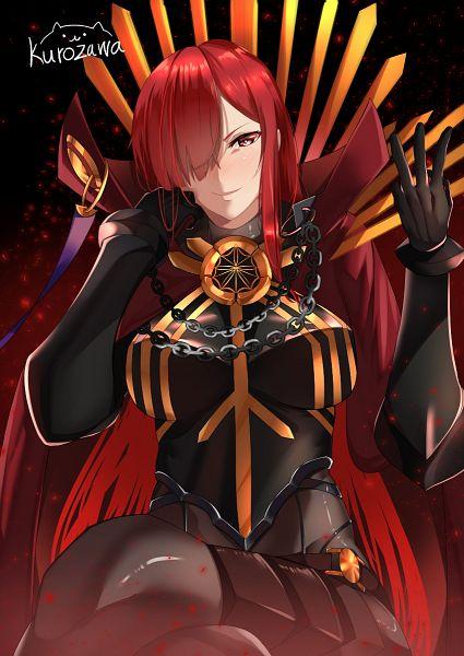 Tags: Anime, Pixiv Id 7071642, Fate/Grand Order, Avenger (Maou Nobunaga), Majin Archer, Pixiv, Fanart, Fanart From Pixiv