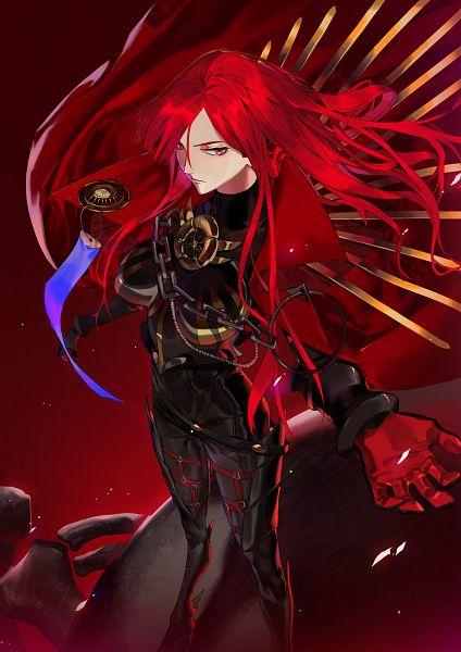 Tags: Anime, Pixiv Id 2244659, Fate/Grand Order, Majin Archer, Avenger (Maou Nobunaga), Fanart, Fanart From Pixiv, Pixiv