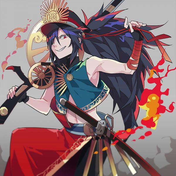 Tags: Anime, Pixiv Id 22218790, Fate/Grand Order, Avenger (Maou Nobunaga), Majin Archer, Avenger (Oda Kippoushi), Fanart From Pixiv, Pixiv, Fanart