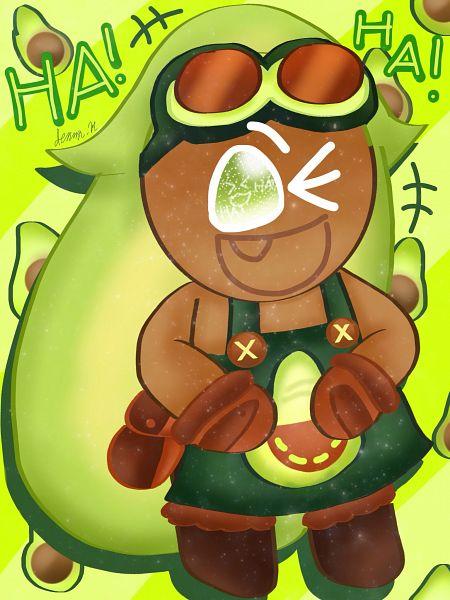 Tags: Anime, Jennalt-01angel, Cookie Run: OvenBreak, Cookie Run, Avocado Cookie, deviantART, Fanart, Fanart From DeviantART