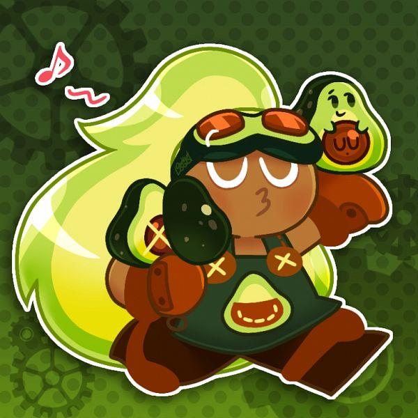 Tags: Anime, Darkerload, Cookie Run: OvenBreak, Cookie Run, Avocado Cookie, Avocatapult, Fanart, Fanart From Pixiv, Pixiv