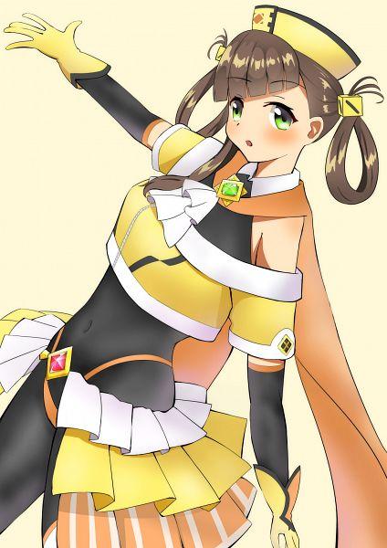 Tags: Anime, Pixiv Id 2891851, Magia Record: Mahou Shoujo Madoka☆Magica Gaiden, Awane Kokoro, Pixiv, Fanart, Fanart From Pixiv