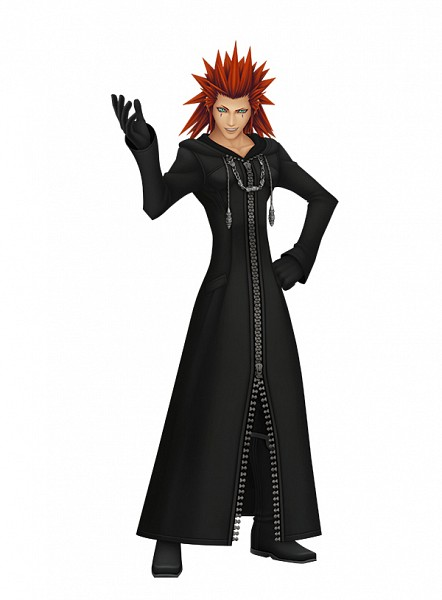 Axel (Kingdom Hearts) - Kingdom Hearts
