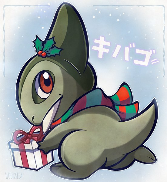 Tags: Anime, Woofzilla, Pokémon, Axew, Self Made