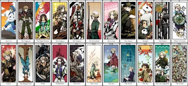 Tags: Anime, Ajio, Axis Powers: Hetalia, Lithuania, Canada, Iceland, Hungary, United States, Poland, Egypt, Liechtenstein, Russia, Spain