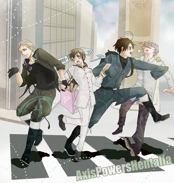 Tags: Anime, Pan2 (pantwoblog), Axis Powers: Hetalia, Hungary, Gilbird, France, Germany, Prussia, South Korea, Iron Cross, Japan (Cosplay), Germany (Cosplay), North Italy (Cosplay)