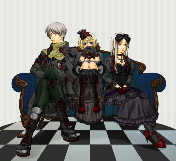 Tags: Anime, Mutsuki / 睦月, Axis Powers: Hetalia, Belarus, Ukraine, Russia