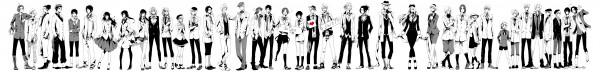 Tags: Anime, TEMARI (AKADERA), Axis Powers: Hetalia, Switzerland, Iceland, Ukraine, Australia, Spain, South Italy, Hungary, Bulgaria, Germany, Finland