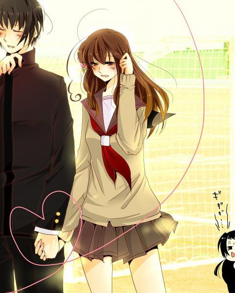 Tags: Anime, Giko, Axis Powers: Hetalia, Japan, Taiwan, China, Pixiv, Asian Countries