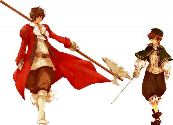 Tags: Anime, Nori (peco), Axis Powers: Hetalia, Spain, South Italy, Pixiv, Fanart, Mediterranean Countries