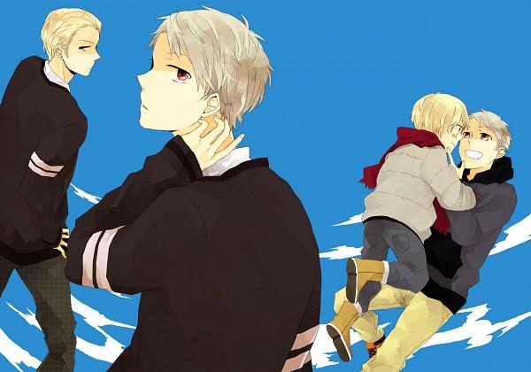 Tags: Anime, Natsuo (Kesseki Desu.), Axis Powers: Hetalia, Prussia, Germany, Axis Power Countries