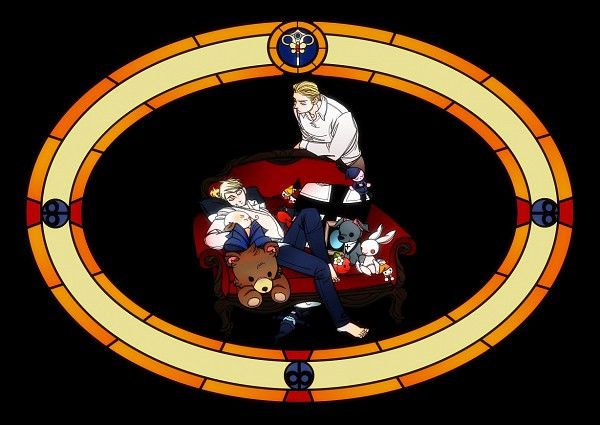 Tags: Anime, Pixiv Id 1415752, Axis Powers: Hetalia, Germany, Prussia, Axis Power Countries