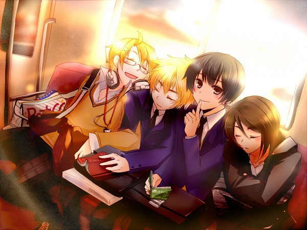 Tags: Anime, Haru Aki, Axis Powers: Hetalia, United Kingdom, United States, Hong Kong, Japan, Pixiv, Axis Power Countries, Allied Forces, Asian Countries