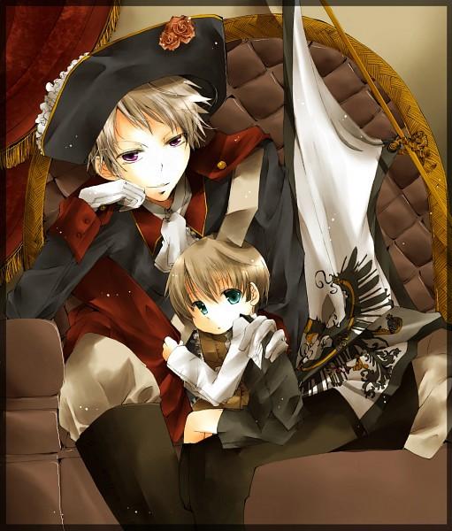 Tags: Anime, Yaduhiyo, Axis Powers: Hetalia, Germany, Prussia, Germanic Countries, Axis Power Countries