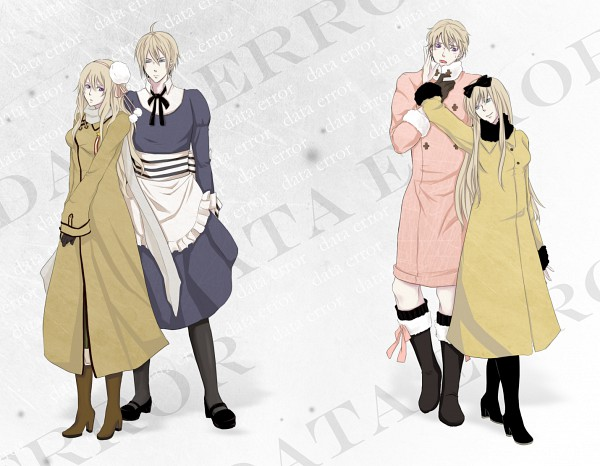 Tags: Anime, Pixiv Id 1904368, Axis Powers: Hetalia, Russia, Belarus, Belarus (Male), Russia (Female), Russia (Cosplay), Russia (Female) (Cosplay), Belarus (Male) (Cosplay), Belarus (Cosplay), Nyotalia, Soviet Union