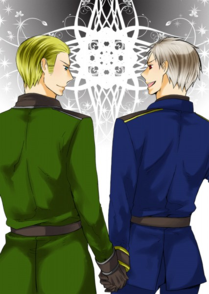 Tags: Anime, Anenaka, Axis Powers: Hetalia, Germany, Prussia