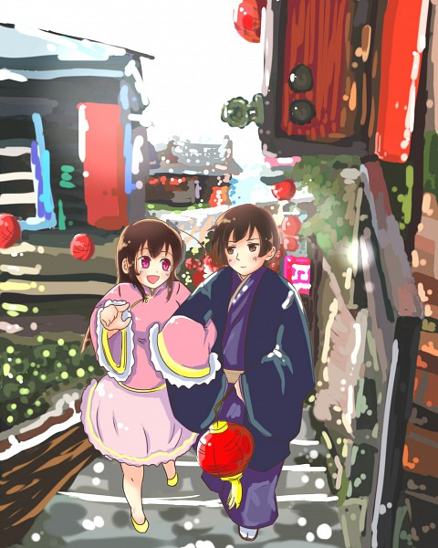 Tags: Anime, Buywan, Axis Powers: Hetalia, Japan, Taiwan, Self Made, Asian Countries