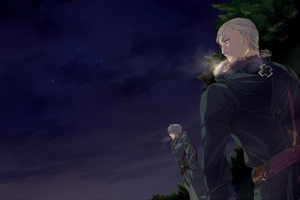 Tags: Anime, Pixiv Id 179578, Axis Powers: Hetalia, Germany, Prussia, Axis Power Countries