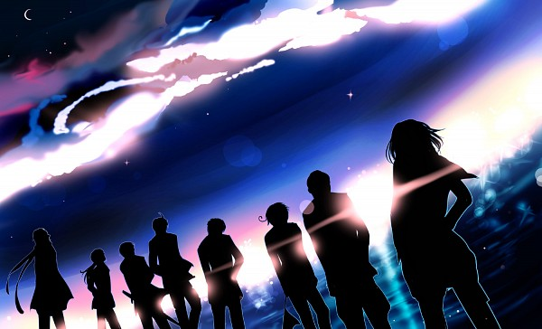 Tags: Anime, Pixiv Id 971670, Axis Powers: Hetalia, Russia, United Kingdom, China, United States, France, Germany, Japan, North Italy, Fanart, Fanart From Pixiv