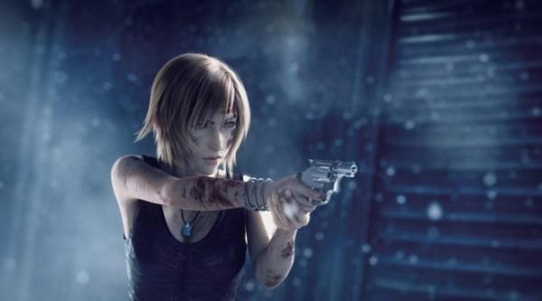 Tags: Anime, 3rd Birthday, Parasite Eve, Aya Brea, 3D, Screenshot
