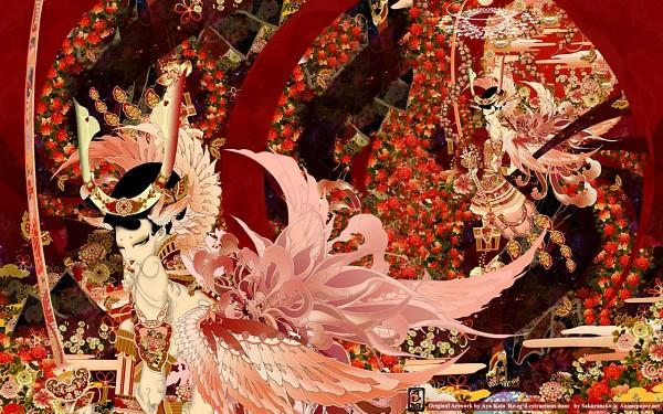 Tags: Anime, Aya Kato, Wallpaper