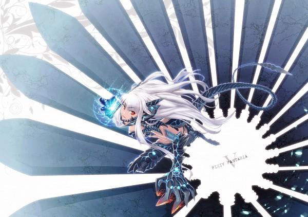 Tags: Anime, Ayaki, Rosace, Pixiv, Original, Pixiv Fantasia