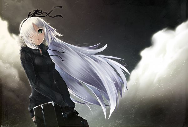 Tags: Anime, Ayaki, Pixiv, Original, Wallpaper