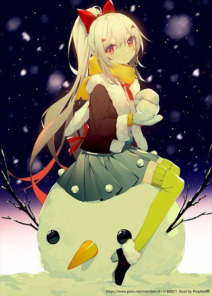Tags: Anime, Prophet (Artist), Azur Lane, Ayanami (Azur Lane), Fanart From Pixiv, Pixiv, Fanart