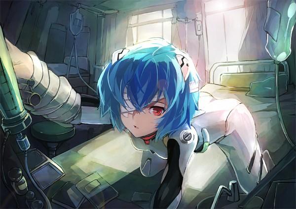 Tags: Anime, Zhuxiao517, Neon Genesis Evangelion, Ayanami Rei, Rei Ayanami