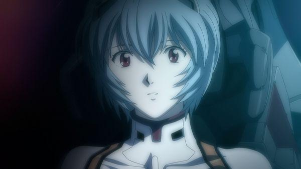 Tags: Anime, Gainax, Neon Genesis Evangelion, Ayanami Rei, Wallpaper, HD Wallpaper, PNG Conversion, Screenshot, Rei Ayanami