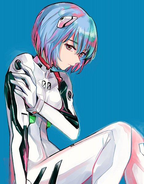 Tags: Anime, Pixiv Id 3567779, Neon Genesis Evangelion, Ayanami Rei, Pixiv, Fanart, Fanart From Pixiv, Rei Ayanami