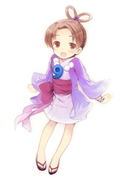 Ayasato Harumi (Pearl Fey) - Gyakuten Saiban