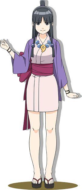 Ayasato Mayoi (Maya Fey) - Gyakuten Saiban