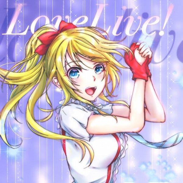 Tags: Anime, Pixiv Id 27796854, Love Live!, Ayase Eri, Pixiv, Bokura wa Ima no Naka de, Fanart, Fanart From Pixiv, Eli Ayase