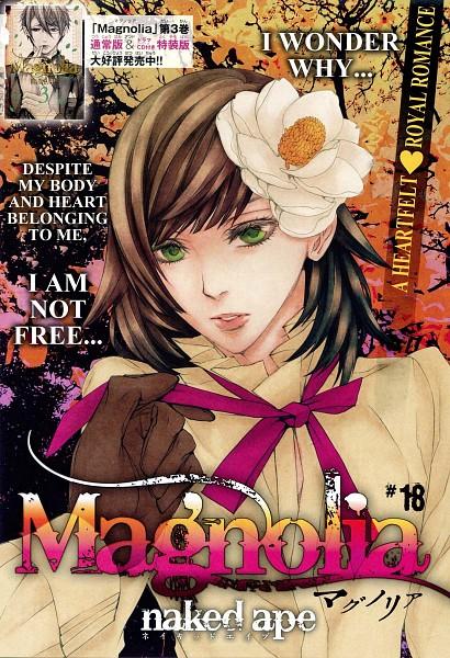 Tags: Anime, Naked Ape, Magnolia (Series), Ayato Godwin, Magnolia