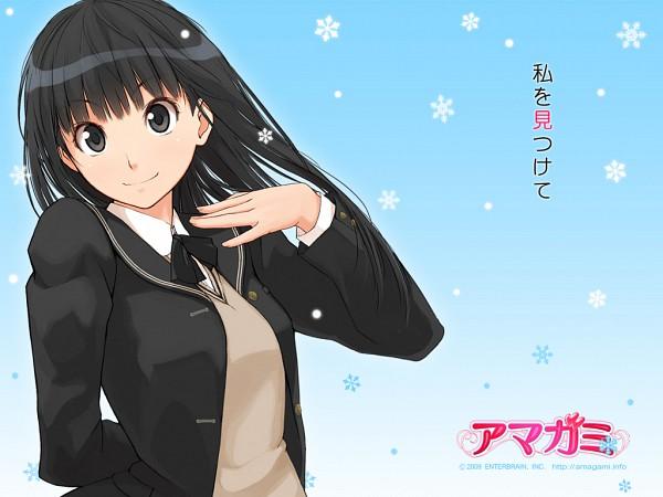Tags: Anime, Takayama Kisai, Amagami, Ayatsuji Tsukasa, Wallpaper, Official Art