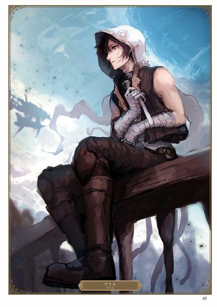 Tags: Anime, Granblue Fantasy Illust Collection, Granblue Fantasy, Ayer (Granblue Fantasy), Artist Request