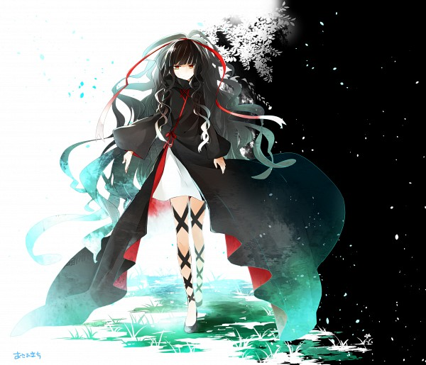 Tags: Anime, Pixiv Id 5874612, Kagerou Project, Azami (Kagerou Project), Fanart From Pixiv, Pixiv, Fanart