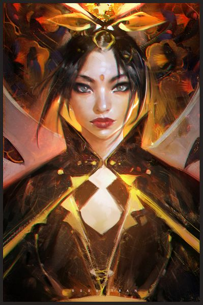 Tags: Anime, rossdraws, Avatar: The Last Airbender, Azula, deviantART, Fanart, Fanart From DeviantART