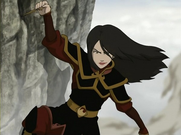 Tags: Anime, Avatar: The Last Airbender, Azula, Screenshot