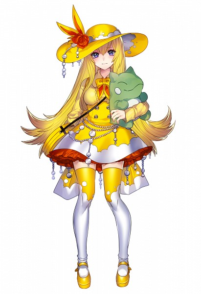Tags: Anime, Katagiri (Nirugiri), Pokémon, Azumarill, Substitute (Pokémon), Yellow Headwear, Nervous, Yellow Hat, Fanart, PNG Conversion, Twitter, Mobile Wallpaper, Shiny Pokémon