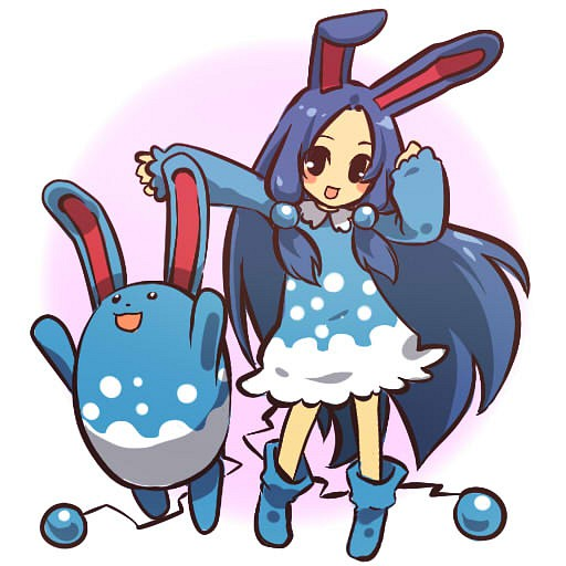 Azumarill - Pokémon