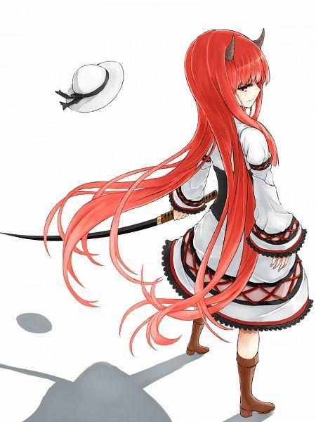 Tags: Anime, Azure Luna, Original, Pixiv