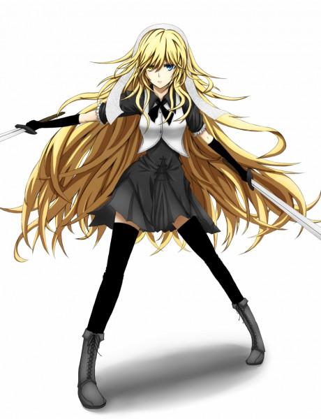 Tags: Anime, Azure Luna, Original