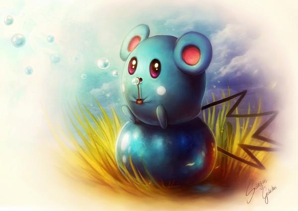 Azurill - Pokémon